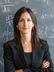 MIT Professor of Planetary Science Sara Seager