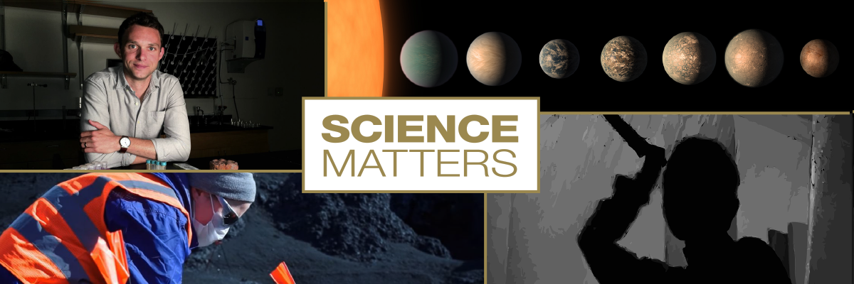 ScienceMatters Season 3 banner