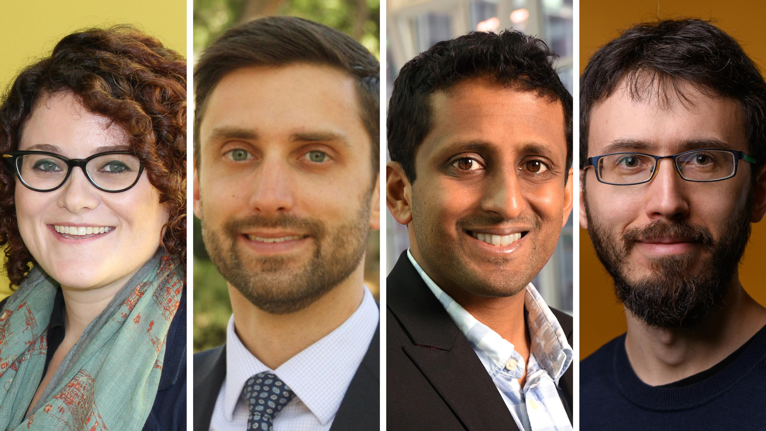 2019 Georgia Tech and Emory Sloan Fellows