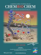 ChemBioChem Cover Sept. 17, 2018 (Courtesy of ChemBioChem)