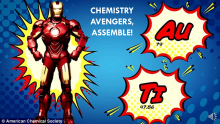 A job for Chemistry Avengers