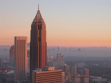 Atlanta Sunrise (flickr)
