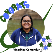 Vinodhini Comandur