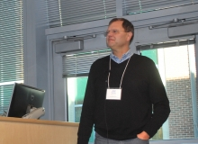 Joel Kostka, professor in the School of Biological Sciences and the School of Earth and Atmospheric Sciences
