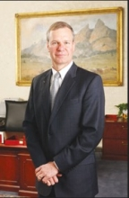President Bud Peterson