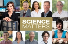Stars of Science Matters, Season 1