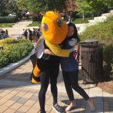 Buzz and Victoria celebrate Pridefest 2019!