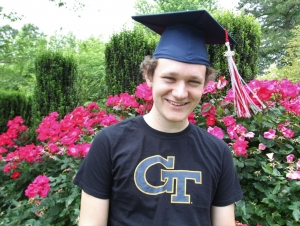 Cade Jones is headed to Georgia Tech to major in biology.