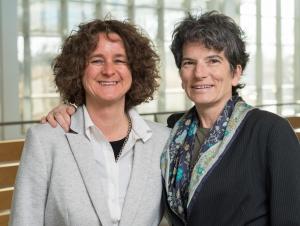Francesca Storici and Natasha Jonoska