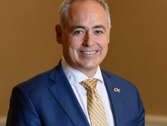 Georgia Tech President Angel Cabrera